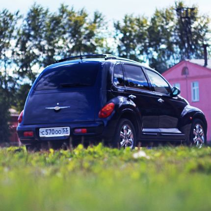 Аренда Chrysler PT Cruiser