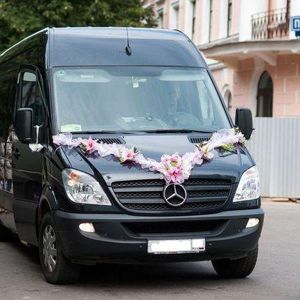 Аренда Mercedes Sprinter