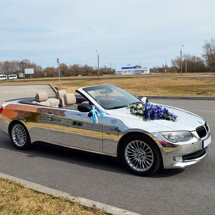Аренда BMW 3 кабриолет