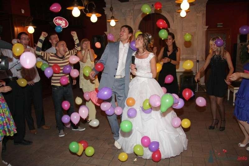 Ах эта свадьба) - фото 63883 Вова и Алсу