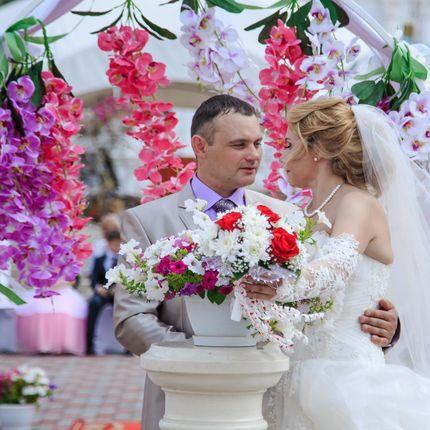 """Организация свадьбы """"под ключ"""", цена за 1 час работы"""