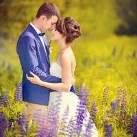 июньская свадьба