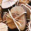 бонбоньерки для гостей, подарок гостям, дерево