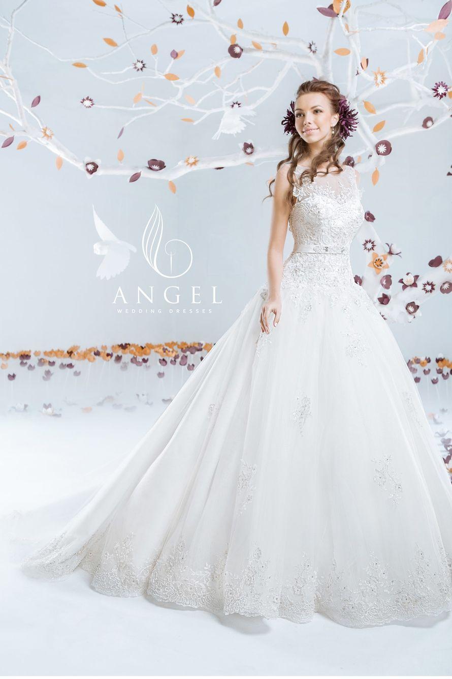 Фото 3644475 в коллекции Портфолио - Свадебные платья Angel