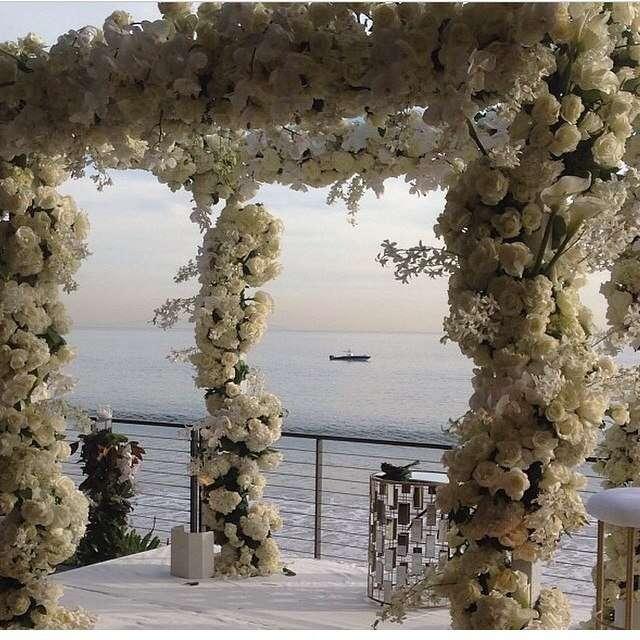 арка - фото 3665617 Ателье цветов FlowersMaslik