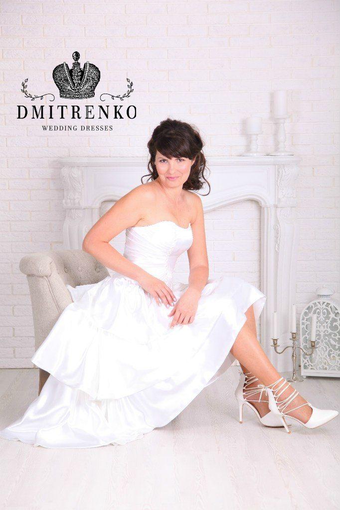 Свадебное платье - модель 011604