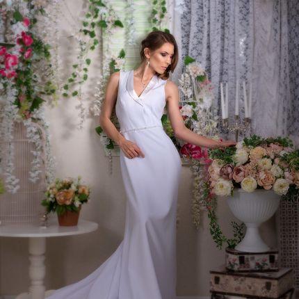 Свадебное платье - модель 011605