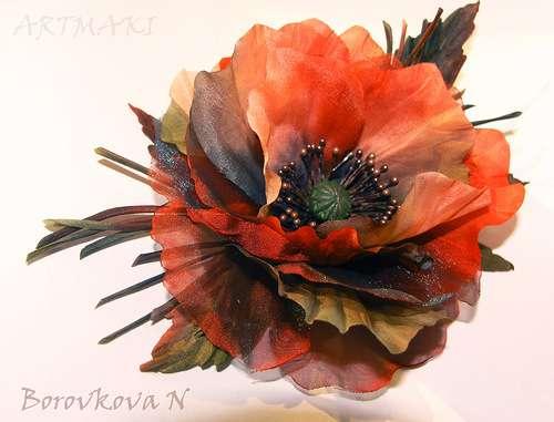 Фото 3690457 в коллекции Портфолио - Silkjardin - цветы ручной работы