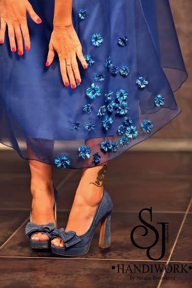 Фото 3707543 в коллекции Портфолио - Silkjardin - цветы ручной работы