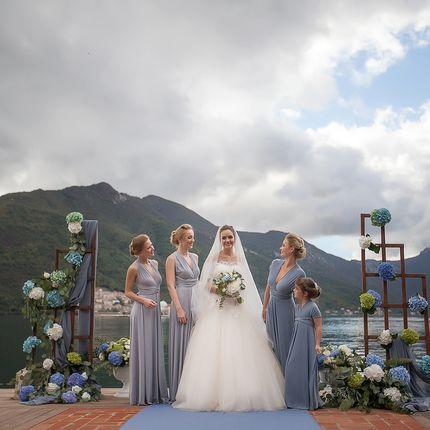 Организация свадьбы на Красную горку в Черногории