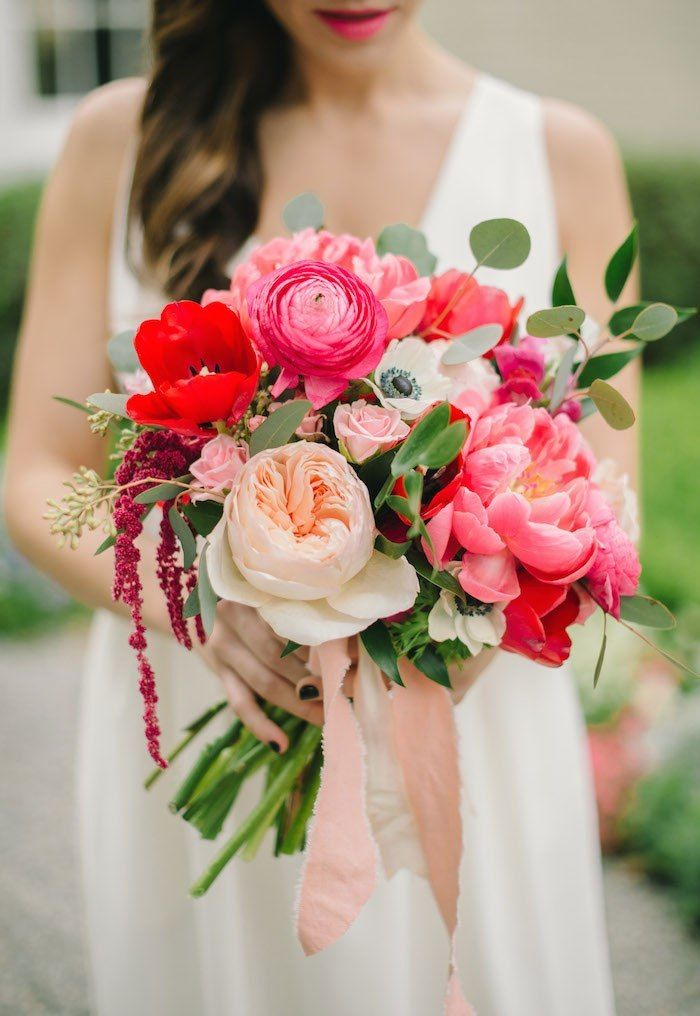 19 bridal bouquet types which wedding bouquet style is - 700×1016