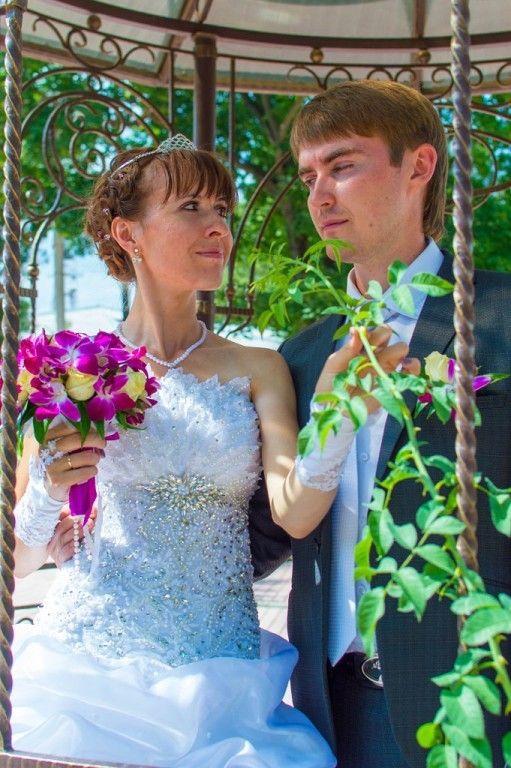 Марина и Иван 2 августа 2014 - фото 3707005 Виктория Царёва - организатор, распорядитель