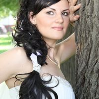 Make-up – Анастасия  Свиридова;    Прическа – Кристина Полянинова