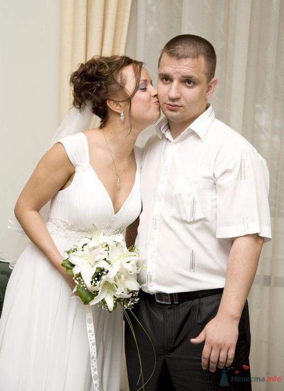 Фото 72124 в коллекции Моя скромная свадьба - невеста лето 2009