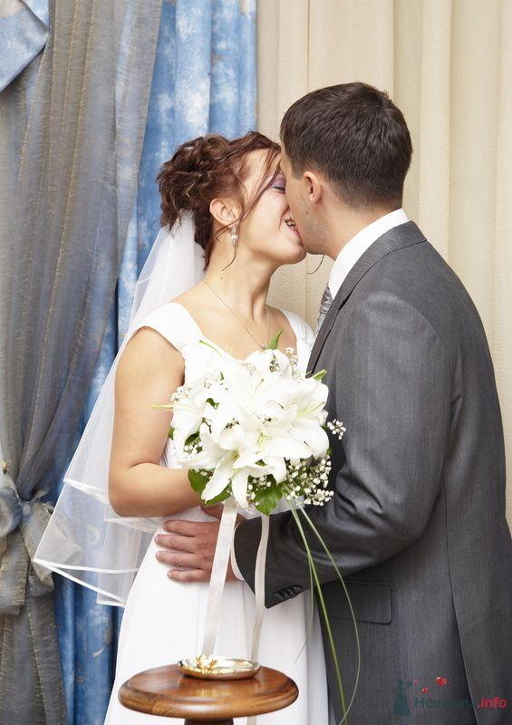 Фото 72129 в коллекции Моя скромная свадьба - невеста лето 2009