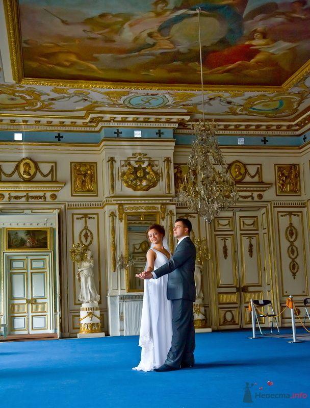 Фото 72135 в коллекции Моя скромная свадьба - невеста лето 2009