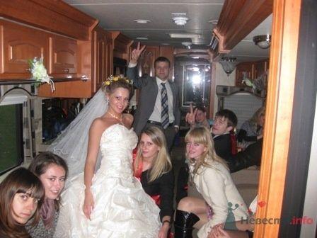 Фото 65087 в коллекции Свадьбы в Шикарусе в любую погоду! - Шикарус - аренда эксклюзивного транспорта