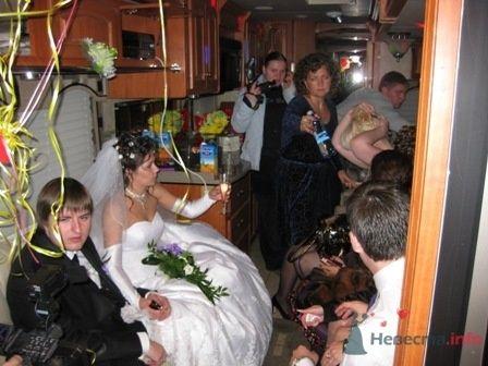 Фото 65091 в коллекции Свадьбы в Шикарусе в любую погоду! - Шикарус - аренда эксклюзивного транспорта