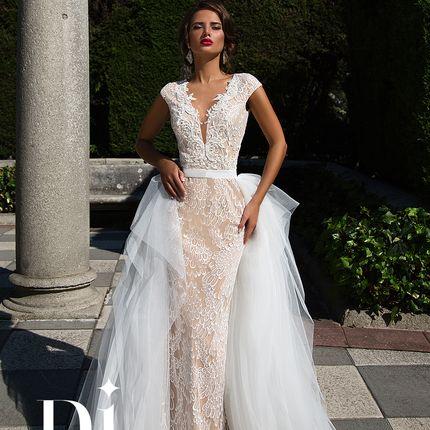 Свадебное платье трансформер от Diantamo