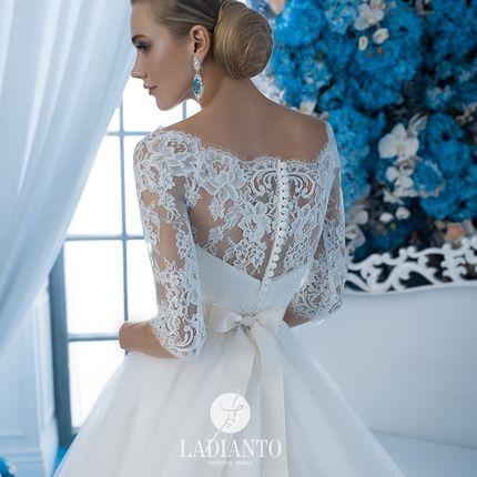 Свадебное платье - модель 7028