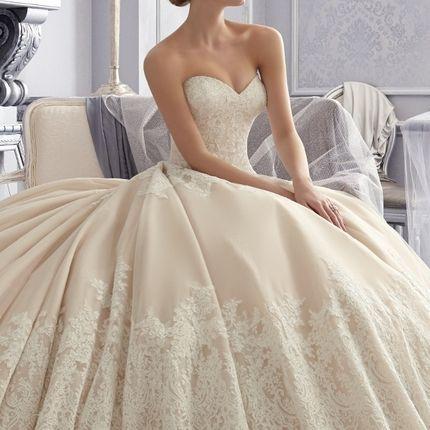 Свадебное платье №2674