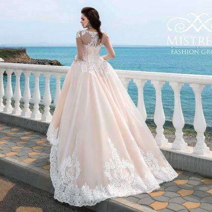 Свадебное платье от Mistrelli