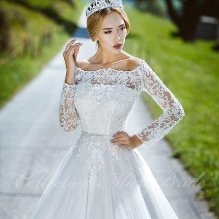 Роскошное платье от Mary Bride