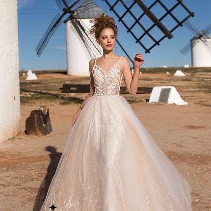 Свадебное платье DL-202 Daniela