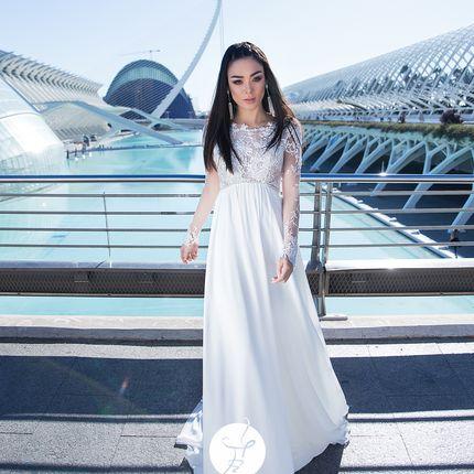 Свадебное платье Inda
