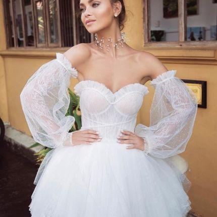 Платье длинное - коллекция 2012