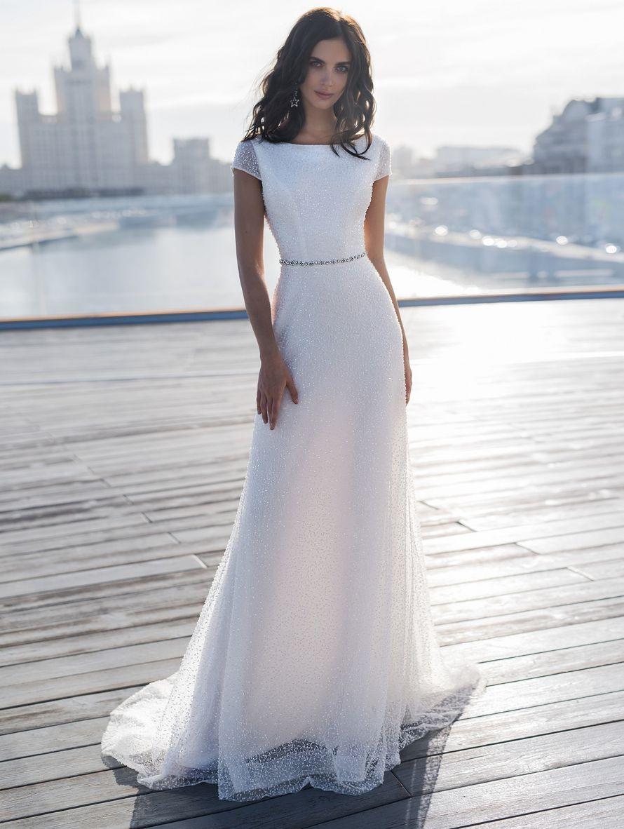 Поросят, красивые свадебные платья 2019 фото новинки