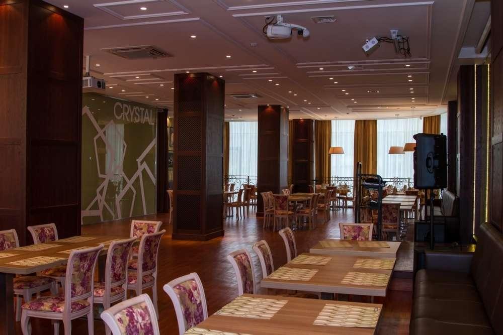 Основной зал, банкетный зал, VIP-зал. - фото 3717049 Ресторан Crystal