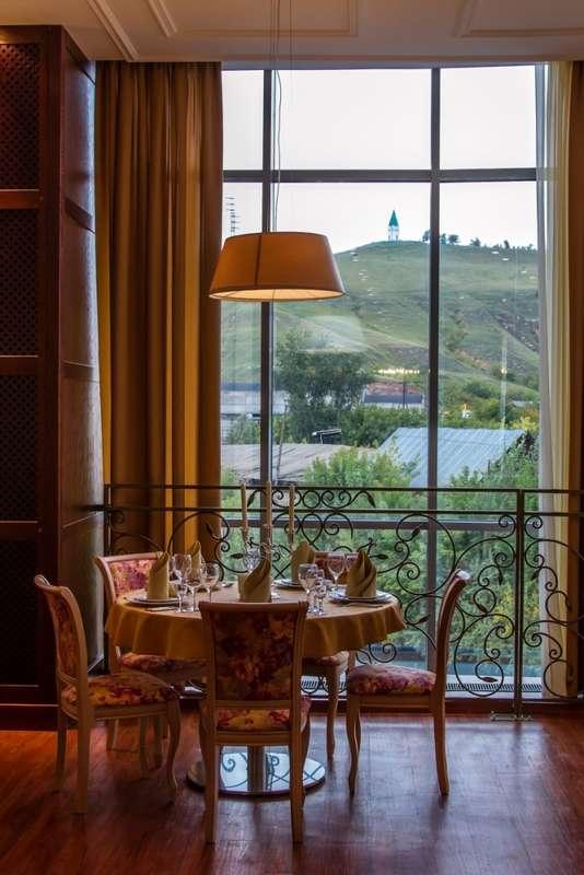 Основной зал, банкетный зал, VIP-зал. - фото 3717079 Ресторан Crystal