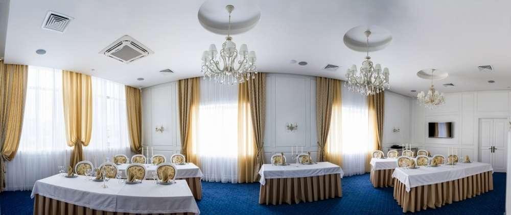 Основной зал, банкетный зал, VIP-зал. - фото 3717143 Ресторан Crystal