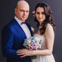 Пара №317 Антонина и Виктор Дектерёвы. Свадьба 16 января 2016 г. Фото: Ирина и Вячеслав Новиковы