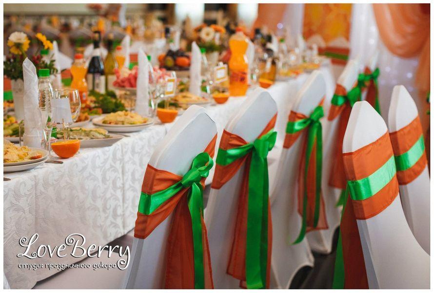 Фото 8384580 в коллекции Апельсиновая свадьба - Студия праздничного декора LoveBerry
