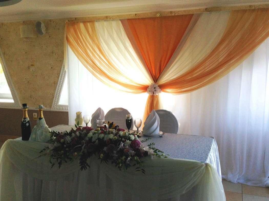 Фото 4940337 в коллекции Оформление свадебного зала - Карамель — студия декора