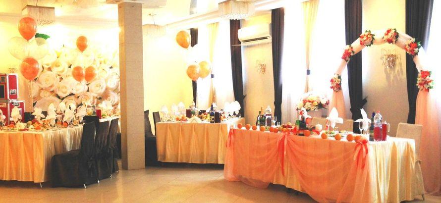 Фото 4940381 в коллекции Оформление свадебного зала - Карамель — студия декора