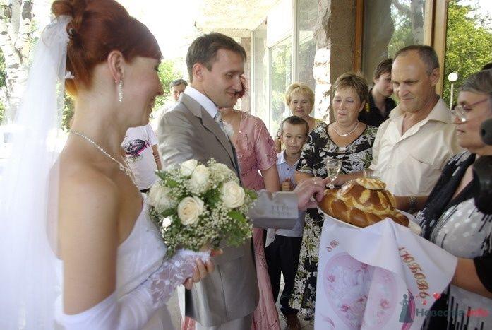 Фото 35313 в коллекции Наша свадьба