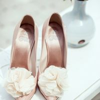 Нежное утро невесты. Снято на МК Н.Мельниковой