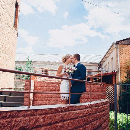 Съемка свадебного дня