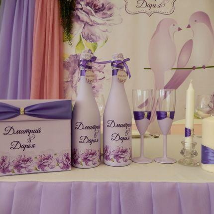 Свадебный набор из 8 позиций