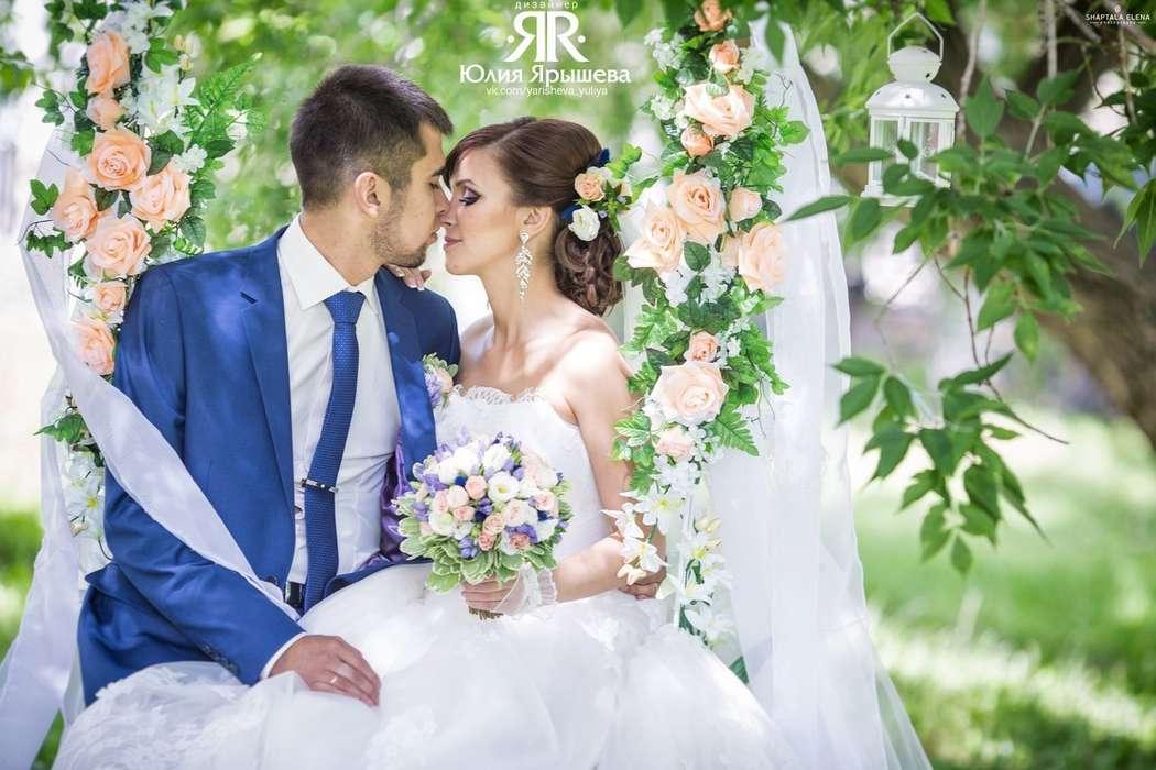 Фото 14167476 в коллекции Яркая, веселая,красивая свадьба, как и сами молодожены! - Оформитель Юля Ярышева