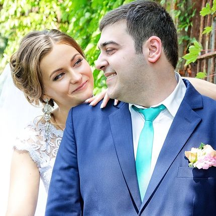 Свадебная фотосессия неполного дня - пакет Стандарт