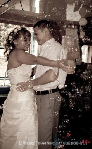 Фото 20915 в коллекции Свадебная прогулка Ани и Антона