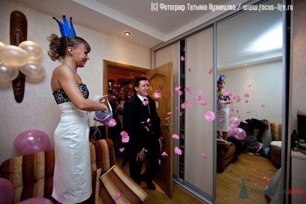 Фото 33548 в коллекции Свадьба Полины и Вадима - Свадебный фотограф Татьяна Кузнецова