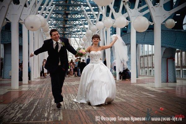 Фото 33553 в коллекции Свадьба Полины и Вадима - Свадебный фотограф Татьяна Кузнецова