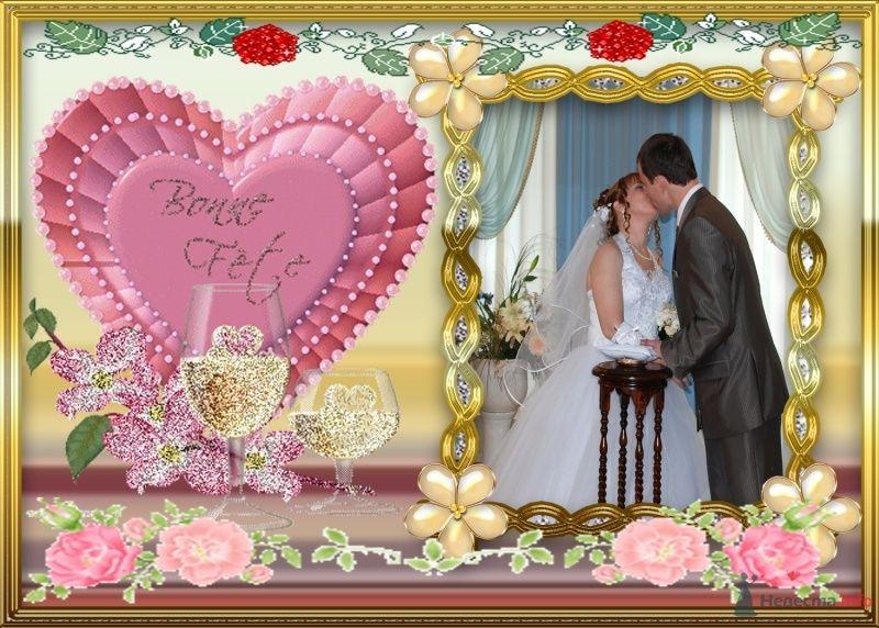 Фото 45048 в коллекции Свадебные коллажики - Маришка11981