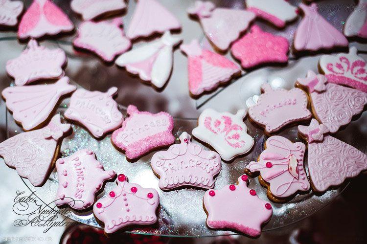 Печенье  - фото 1773303 Надежда Алябьева - свадебные торты