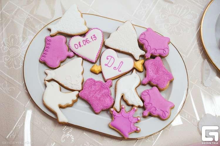 Печенье  - фото 1773317 Надежда Алябьева - свадебные торты